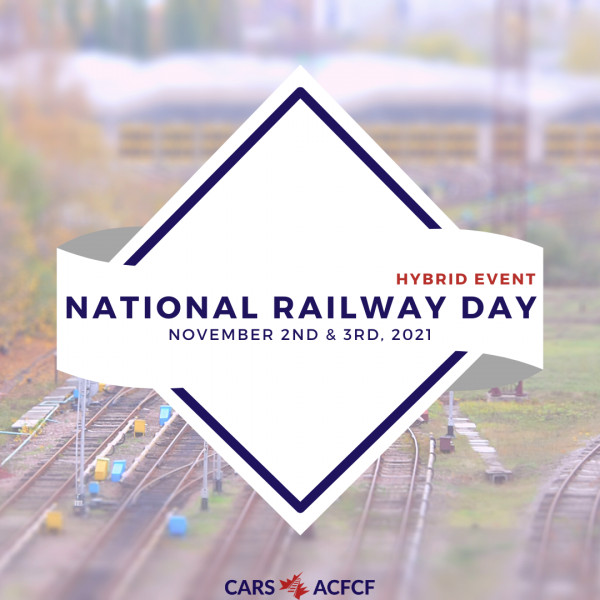 CARS National Railway Day 2021